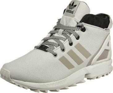 adidas Zx Flux 5/8 Tr, Sneakers Hautes Homme Marron (Light Brown/clear Brown/core Black)