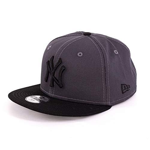 New Era Kinder Kappe Snapback League Essentital 9Fifty New York Yankees-DK Grey-2 Child New York Yankees-kinder-fan