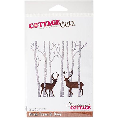 Cottage Cutz sterben, Mehrfarbig, 0,25x 10,79X 17,78cm, Mehrfarbig, 0.25 x 10.79 x 17.78 cm - Cottage Cutz