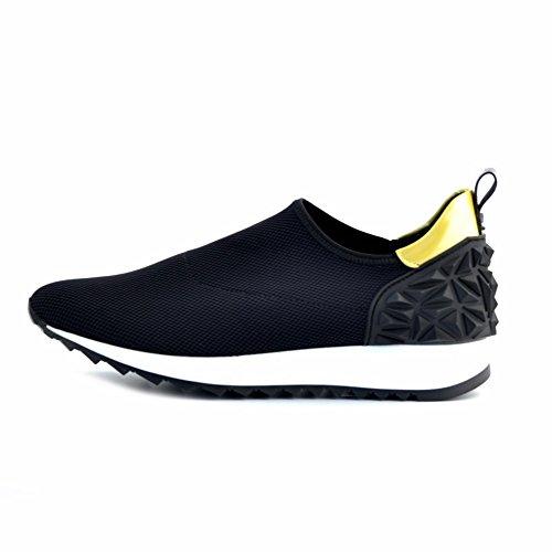 sneakers donna Cult tessuto nero Nero