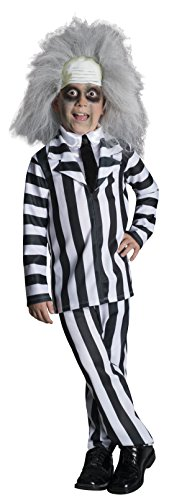 Beetlejuice Deluxe Costume for Kids - choice of sizes