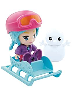 Flipsies - Kristy, championne de ski