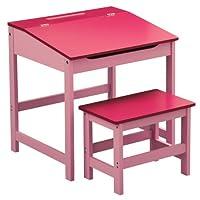 Children Girls Boys Desk And Chair Set