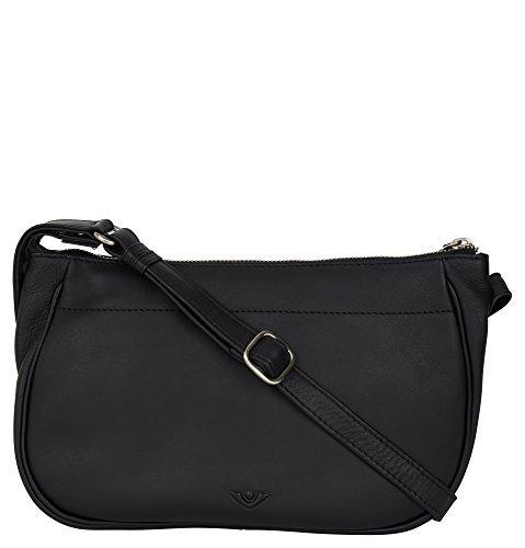 Voi RV-Tasche ESTELLE SOFT 21504 Rindsleder Damen: Farbe: schwarz -