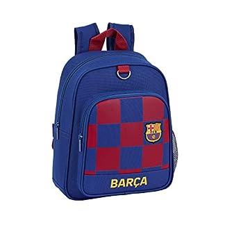 FC Barcelona Mochila pequeña niño Adaptable Carro