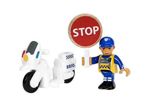 Brio World 33861 Moto de Police