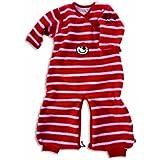 Baby Boum–0–9meses suave Micro polar Fleece Saco de dormir en Funky diseño de pirata
