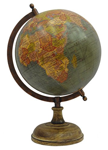 Dekorativ Ozean Welt Erdkugel Großen Desktop-Tisch Dcor Rotierenden Geographie