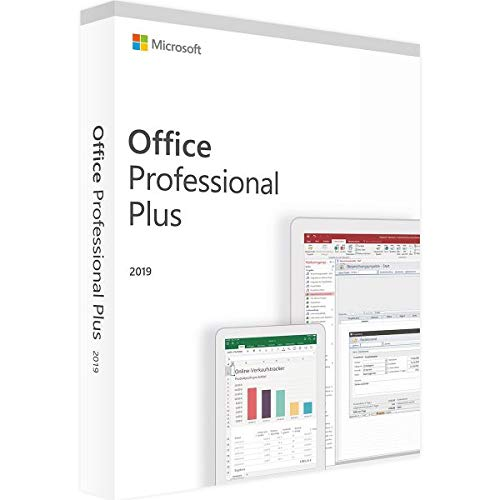 Office 2019 Professional Plus (Produktschlüssel per Post/E-Mail) setup.office.com funktioniert nur unter Windows 10