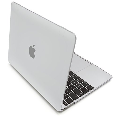 MyGadget Hülle Crystal Clear Case - für Apple MacBook 12