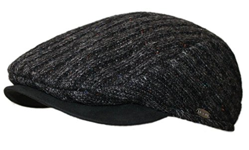 Mayser - Casquette souple - Homme noir Schwarz Gris