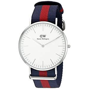 Daniel Wellington 0201DW – Reloj con correa de acero para hombre,