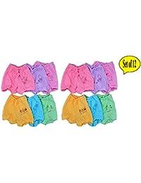 Baby Bucket Soft Cotton Baby Girl's & Boy's Panties Set of 12