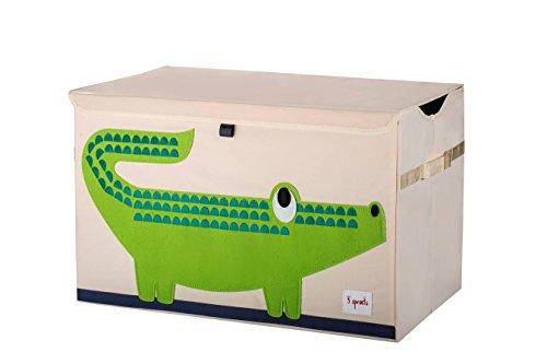 3 Sprouts 107–001–004 - Baúl para juguetes