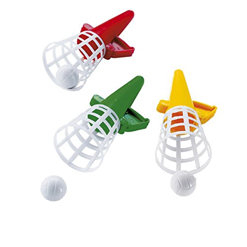 BABY-WALZ Fangballspiel Kindergeburtstag, mehrfarbig