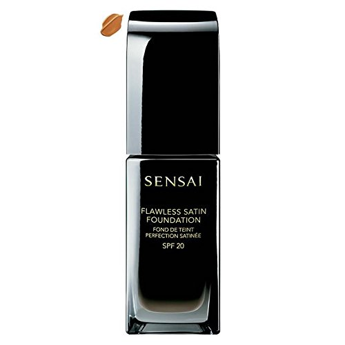 Sensai Flawless Satin Foundation Nr. 204, Honey Beige, 30 ml