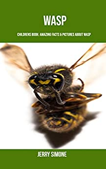 Childrens Book: Amazing Facts & Pictures about Wasp Descargar PDF