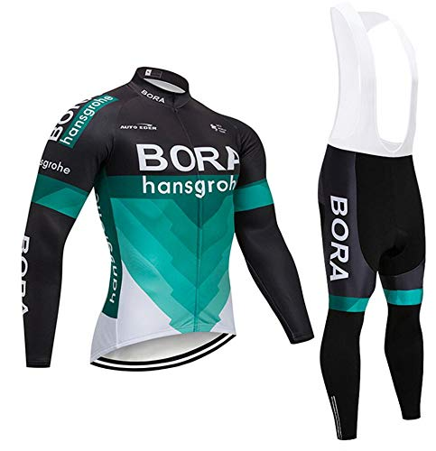 ZHLCYCL Maillot Ciclismo Hombre