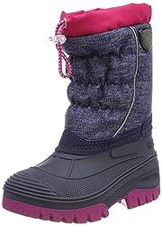 Das wichtigste, wenn Kinder im Schnee toben, sind warme und trockene Füße. Genau das bieten die Hanki Snow Boots. Diese, in vielen lebhaften Farben erhältlichen, Schneestiefel mit Obermaterial aus Polyester und PVC sind äußerst robust und strapazierf...