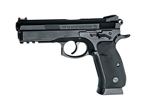ASG CZ SP 01 Shadow Pistolet d'airsoft Noir