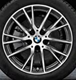 Original BMW Alufelge 2er Active Tourer F45 Y-Speiche 489 in 17 Zoll