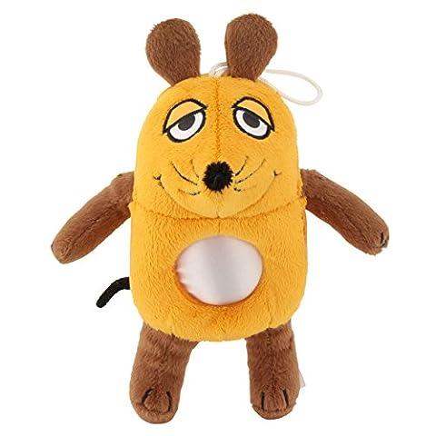 ANSMANN 1800-0028 Hänge-Nachtlicht Maus Einschlafhilfe Kuscheltier Mobile beleuchtet - zum Aufhängen am Kinderwagen für Ihr Baby (Sendung mit der Maus)