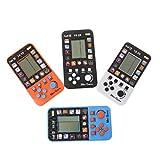 Fantiff Kindertelefon-Form LCD elektronisches Tetris-Ziegelstein-Spiel-Maschinen-Taschen-Puzzlespiel-Spielzeug Handkonsolen