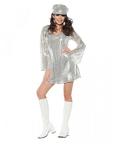 id mit Pailletten | S-XL S (Dancing Queen Kostüme)