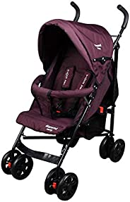 Diamond Baby P102 Tam Yatar Baston Bebek Arabası - Baston Puset - Mor