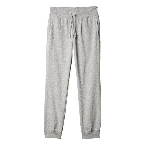 adidas Damen Trainingshose Essentials Cuffed Pants, Grau, XXS, S89331