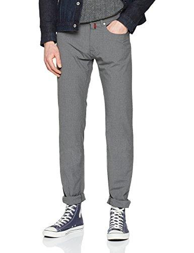 Pierre Cardin Herren Straight Jeans Lyon, Grau (Grey 85), W38/L32