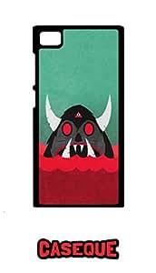 Caseque Devil Bull Back Shell Case Cover For Xiaomi Mi3