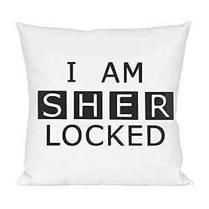 I Am Sherlocked Pillow
