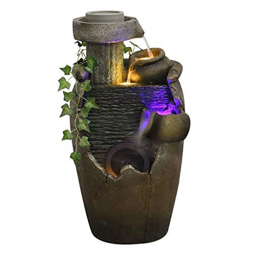 Liutao fontane decorative fontana for interni, giochi d'acqua fontana zen fontana for interni for il giardino feng shui decorazioni for l'acqua decorazioni for il giardino di casa fontane decorative