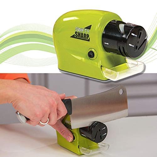 Moolten Electric Swifty Sharp Cordless Motorized Tool Blade Multifunction Sharpener-1 PES
