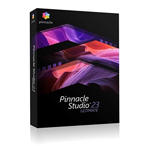 Corel Pinnacle Studio 23 Ultimate, Box, deutsch