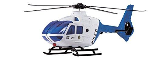 Dickie Toys 203716001 - Sky Patrol, Rettungshubschrauber inklusive Batterien, 36 cm