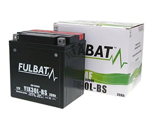 Batterie FULBAT YIX30L-BS MF wartungsfrei für ARTIC CAT Wildcat 1000, Wildcat 1000 LTD 1000 ccm[ inkl.7.50 EUR Batteriepfand ] -