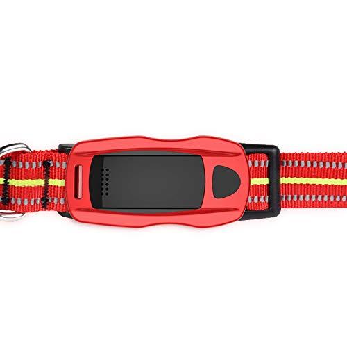 Mini WiFi GPS Tracker für Haustiere, Hund/Cat Finder Global GPS/GSM SIM 200H Standby, Realtime Training Collar Aktivitäten
