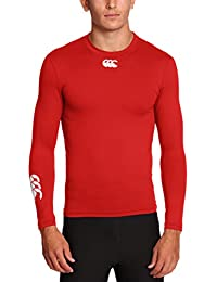 Canterbury Cold Long Sleeve Top Baselayer homme Noir