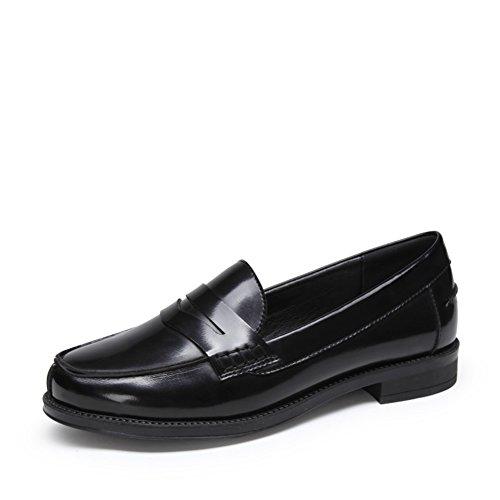 le vent des chaussures d'Angleterre/Flâneur/Chaussures plates légères/Met le pied chaussures B