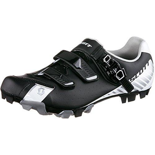 Scott Scott MTB Pro Fahrrad Schuhe schwarz/weiß 2018: Größe: 43