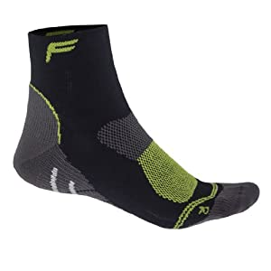 41oj93u2UXL. SS300  - Flite Men's F-Lite Merino Mountainbike High Socks-Black/Light Grey, (39-42)