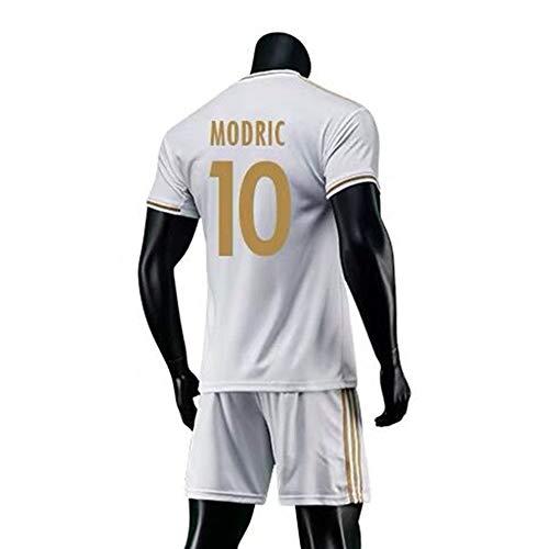 JXYA-Jersey Camiseta fútbol-Luka Modric-10 for Equipo