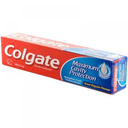 Colgate - Zahncreme Maximum Cavity Protection - 6 Tuben à 100 ml