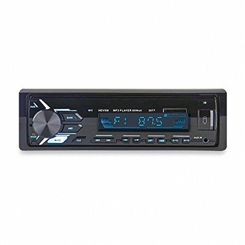 Wilabuda Fourniture Automobile, Location de Voiture Bluetooth, Lecteur mp3, Lecteur de Musique, mp3 Plug-in Machine, Grand Prix 3077