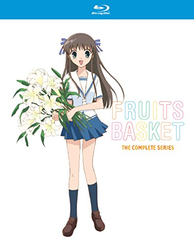 FRUITS BASKET: COMPLETE SERIES - FRUITS BASKET: COMPLETE SERIES (4 Blu-ray)