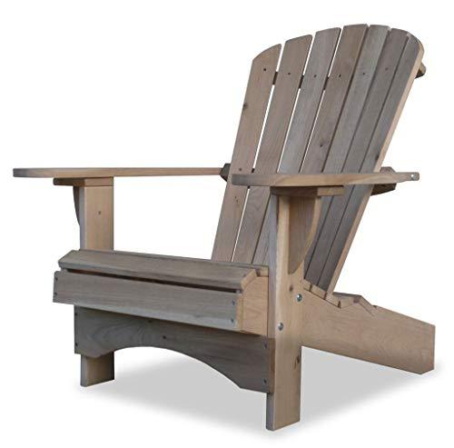 Original Dream-Chairs since 2007 Adirondack Chair Comfort aus Eiche als Bausatz