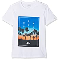 Quiksilver Salinastartsyth B Tees Byj0 T-Shirt Garçon