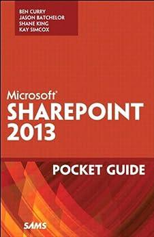 Microsoft SharePoint 2013 Pocket Guide par [Curry, Ben]